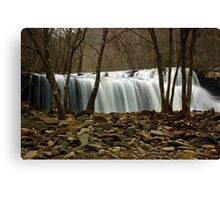 Brush Creek Falls Canvas Print