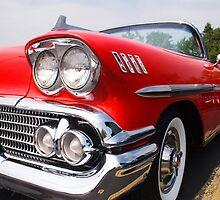 1958 Chevy  by chuckbruton