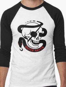 Outer Heaven (mother company) Men's Baseball ¾ T-Shirt