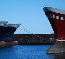 Fishing vessels by F3o21