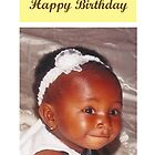 BIRTHDAY GIRL by Rosetta Jallow