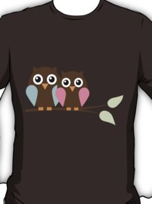 Owl love you T-Shirt