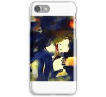 Hard times iPhone Case/Skin