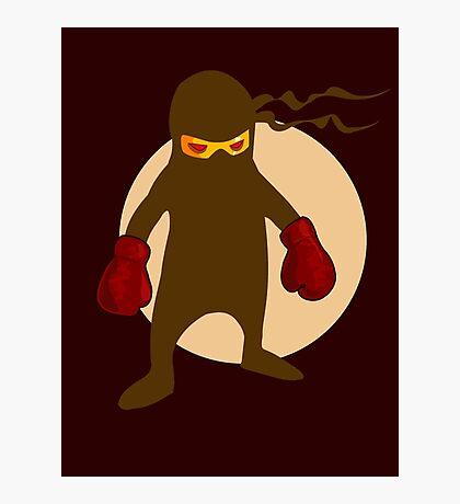 Ninja by Chillee Wilson Photographic Print