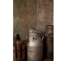 Three Vessels Photographic Print