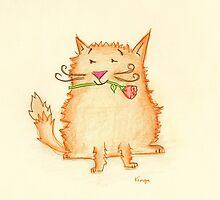 Kitty Charm by XanetBZ