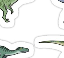 Raptor Squad set Sticker