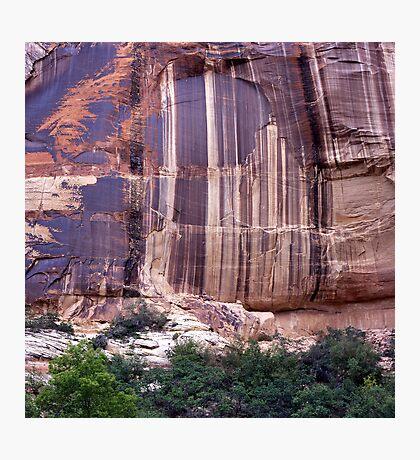 Desert Varnish  Photographic Print