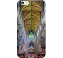 Shining Faith iPhone Case/Skin