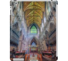 Shining Faith iPad Case/Skin
