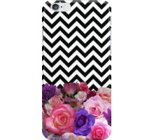 Floral Chevron iPhone Case/Skin