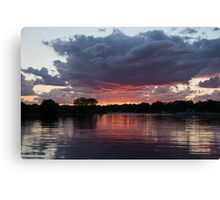 Afterburner  Canvas Print