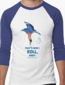Indian Roller Men's Baseball ¾ T-Shirt