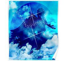 An Angel Sings Praise Poster