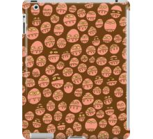 Germs and Bandits Reverse iPad Case/Skin