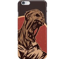 They are coming! iPhone Case/Skin