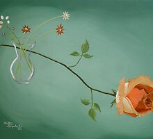 Rose Elegance by Christina Spiegeland