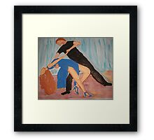 Tango : Dance of Love Framed Print