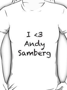 Andy Samberg T T-Shirt
