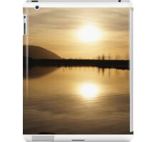 The Wetlands at Sunset iPad Case/Skin