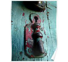 locked door Poster