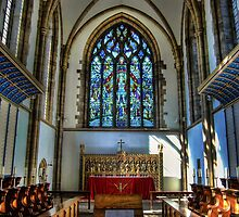 Sheffield Cathedral Alternate Altar 2 by Yhun Suarez
