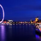 The London Eye by G. Brennan