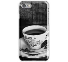 Banana Bread and Tea iPhone Case/Skin