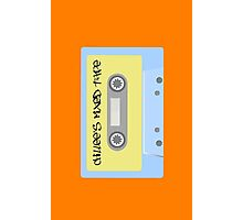 Chillee's Mixed Tape 1 by Chillee Wilson Photographic Print
