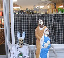 Booze and the Easter Bunny by John Sunderland