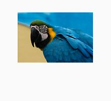 Blue-and-Gold Macaw Parrot Unisex T-Shirt