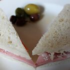 Ham Sandwich by Natalie Whatley