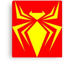 Iron Spider Canvas Print