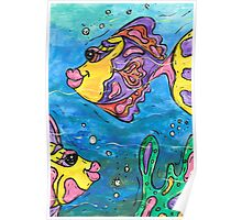 One Fish Two Fish Poster