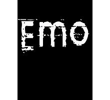 Emo by Chillee Wilson Photographic Print