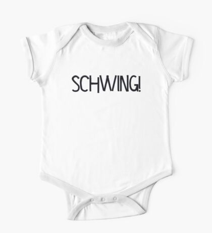 Schwing! by Chillee Wilson One Piece - Short Sleeve