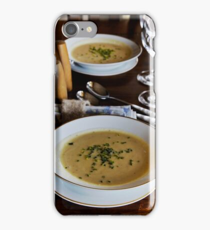 Soup Kitchen iPhone Case/Skin
