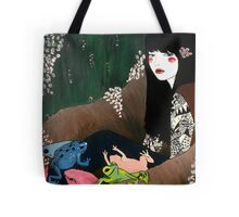 I Am An Endangered Species Tote Bag