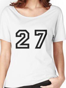 Twenty Seven Women's Relaxed Fit T-Shirt