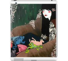 I Am An Endangered Species iPad Case/Skin