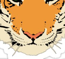 Eye of the Tiger by Chillee Wilson Sticker