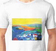 Saint-Flour France, lower town Unisex T-Shirt