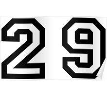 Twenty Nine Poster