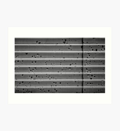 Constellation Rain Art Print