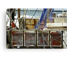 Maritime Medley Canvas Print