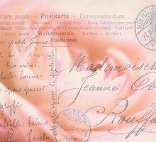 Send me a postcard by Angela King-Jones