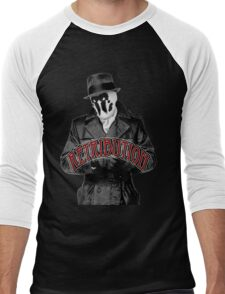 Rorschach VI Men's Baseball ¾ T-Shirt