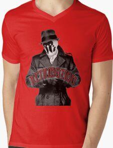 Rorschach VI Mens V-Neck T-Shirt