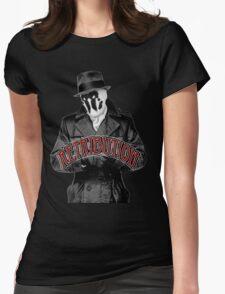 Rorschach VI Womens Fitted T-Shirt