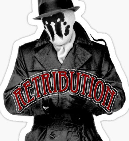Rorschach VI Sticker